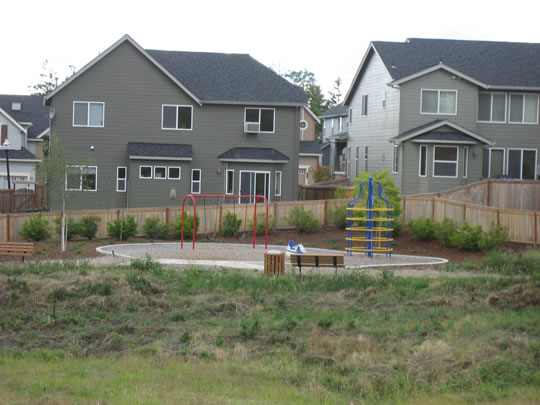 Single Family Residential Developments By Planning
